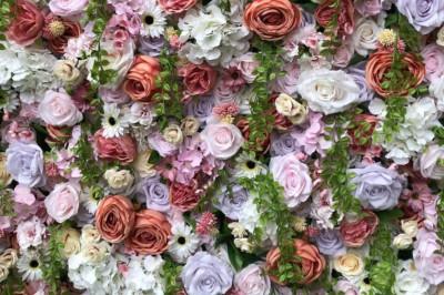 Orchideeën, fantasy, flowerwall verhuur, bloemenmuur huren, rozenwand, bloemenwand, bloemenwanden, bloemenachtergrond, bruiloft, wedding deco, decoratie, foto backdrop, photobooth